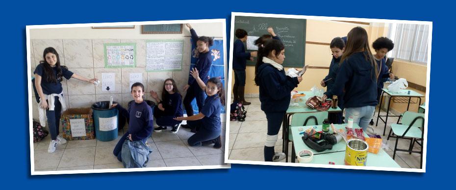 A Escola Maria Imaculada tem um Clube de Ciências