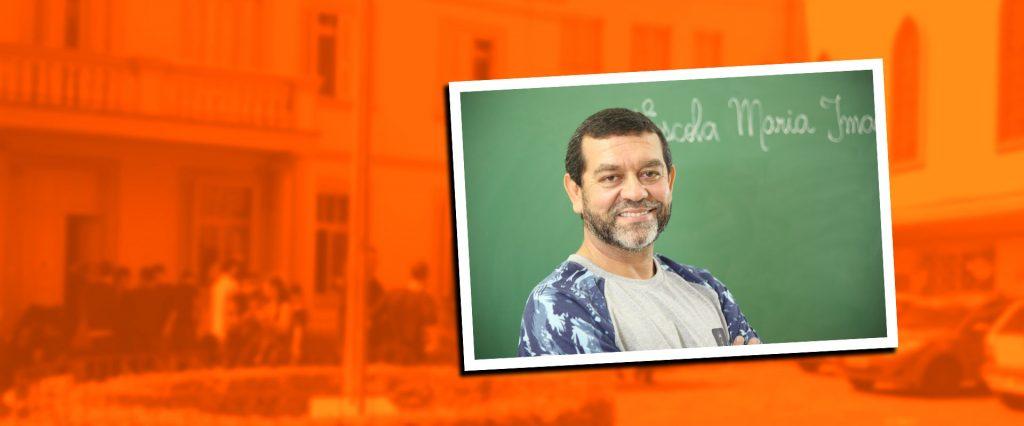 Professor Jorge Barcellos: 20 anos de história na Escola Maria Imaculada