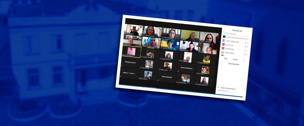 Gincana envolve alunos do Ensino Médio através de jogos digitais