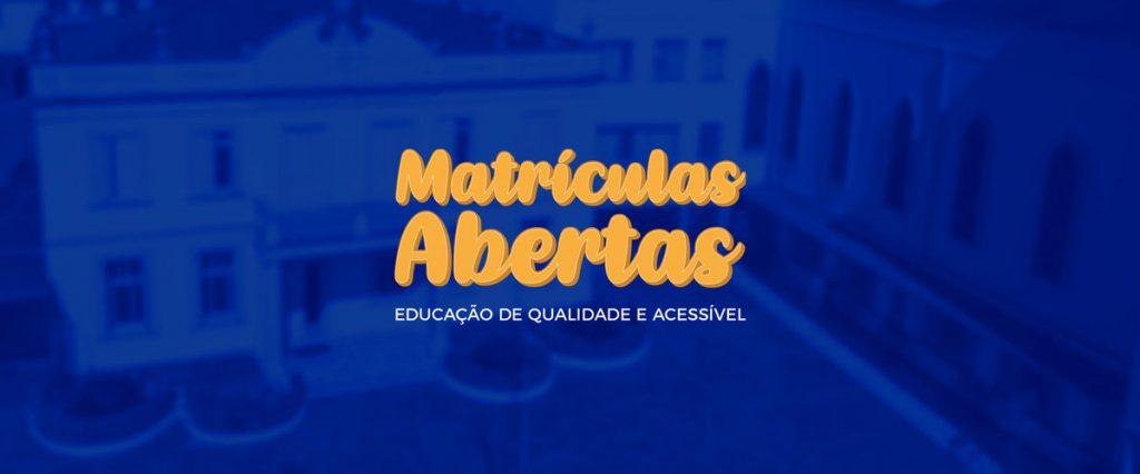 Entrevista: vice-diretor pedagógico Leandro Souza fala sobre as matrículas 2021