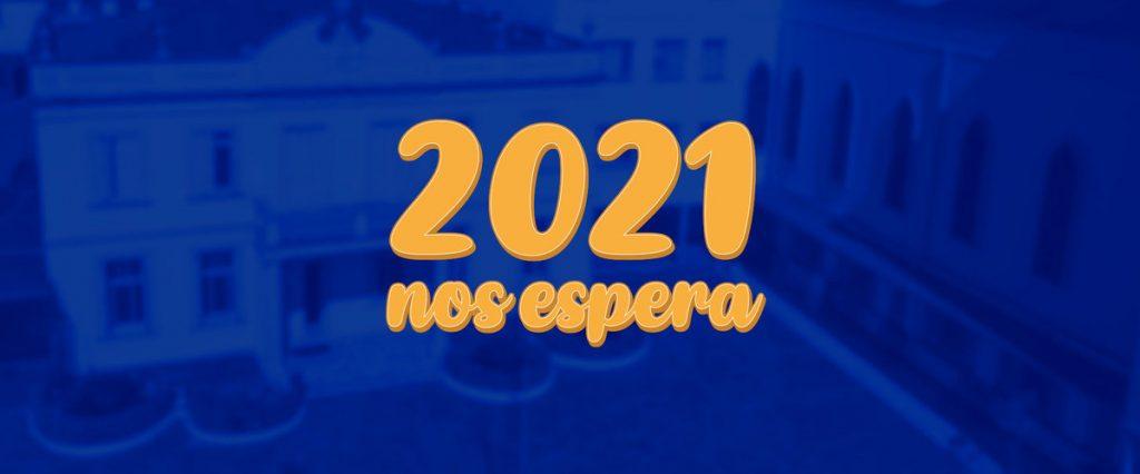 Mensagem de Final de Ano: balanço de 2020 e expectativas para 2021